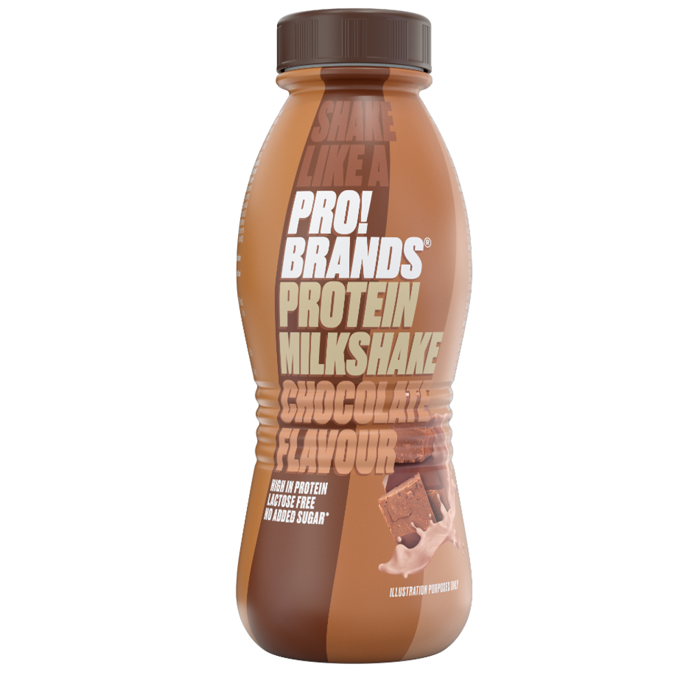 PROBRANDS Mléčný proteinový nápoj čokoláda 310 ml