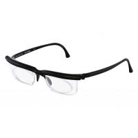 MODOM Adlens nastavitelné dioptrické brýle černé