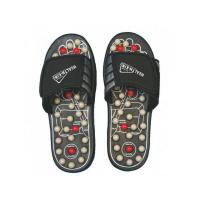 MODOM Akupresurní masážní pantofle s magnety velikost L