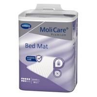 MOLICARE Bed Mat Inkontinenční podložka 8 kapek 60 x 60 cm 30 kusů