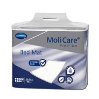 MOLICARE Bed Mat Inkontinenční podložka 9 kapek 60 x 90 cm 15 kusů