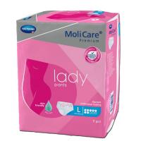 MOLICARE Lady pants absorpční kalhotky 7 kapek vel. L 7 kusů