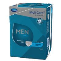 MOLICARE Men pants absorpční prádlo pro muže 7 kapek vel. L 7 kusů