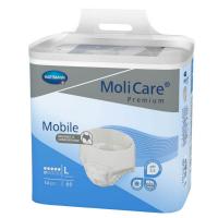 MOLICARE Mobile absorpční kalhotky 6 kapek  vel. L 14 kusů