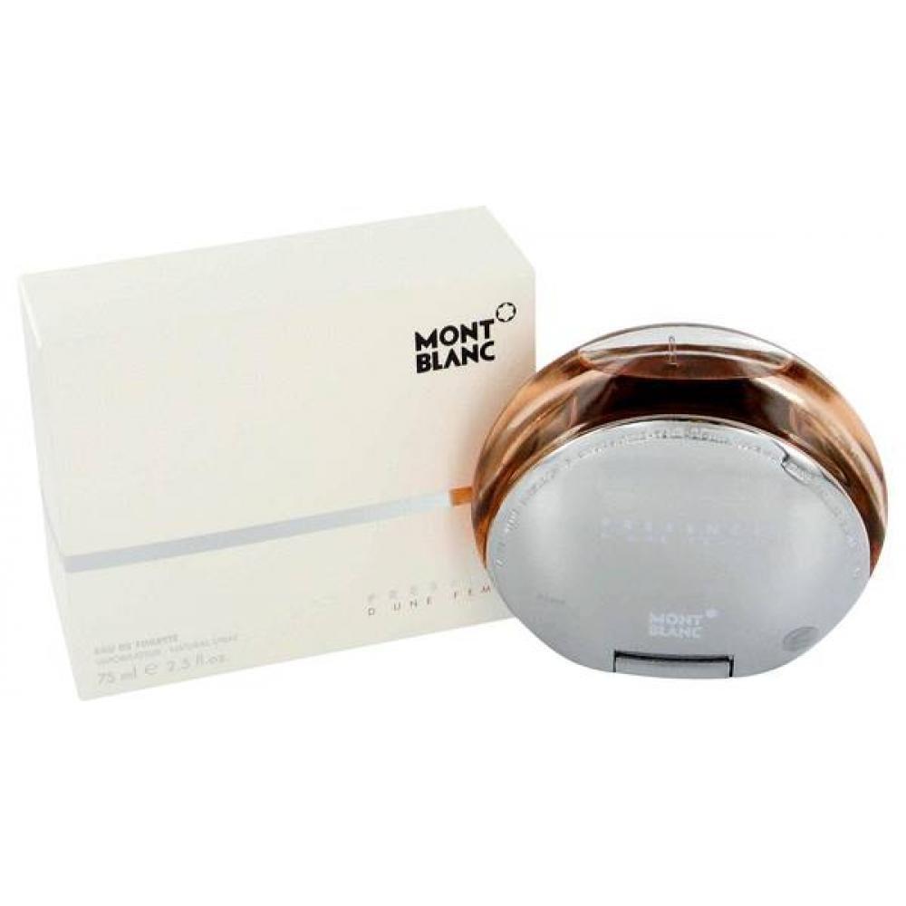 Mont Blanc Presence d\'une Femme toaletní voda 75 ml