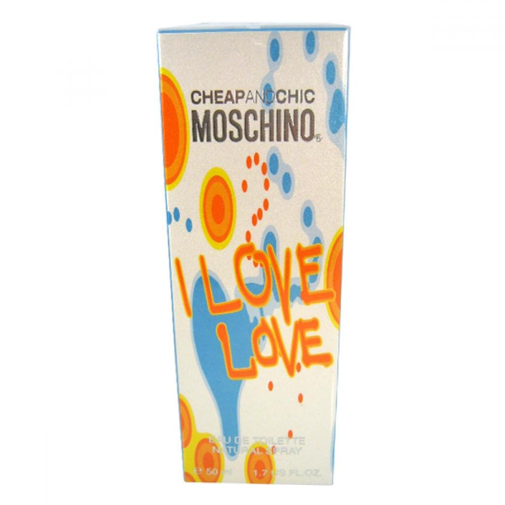 Moschino I Love Love Toaletní voda 50ml