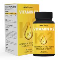 MOVIT ENERGY Vitamin K2 90 tobolek