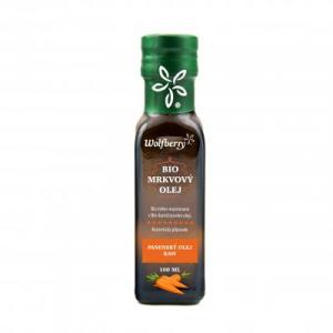 WOLFBERRY Mrkvový olej BIO 100 ml