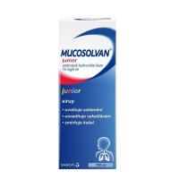 MUCOSOLVAN Junior sirup 100 ml
