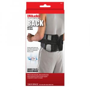 MUELLER Adjust-to-fit Back Support Bederní pás 1 kus