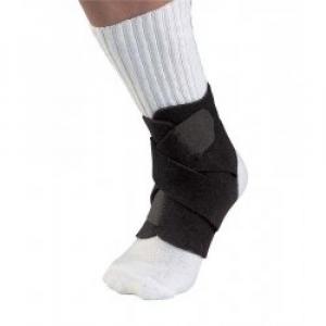 MUELLER Adjustable Ankle Support Bandáž na kotník 1 kus