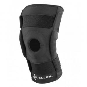MUELLER Hinged Wraparound Knee ortéza na koleno S/M