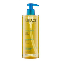 URIAGE Mycí olej na obličej a tělo 500 ml