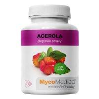 MYCOMEDICA Acerola 90 rostlinných veganských kapslí