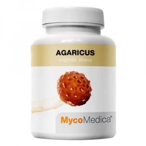 MYCOMEDICA Agaricus 90 rostlinných vegan kapslí