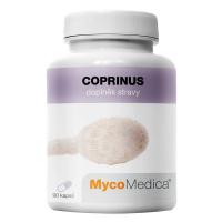 MYCOMEDICA Coprinus 90 želatinových kapslí