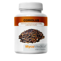 MYCOMEDICA Coriolus 90 rostlinných vegan kapslí