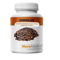 MYCOMEDICA Coriolus 90 želatinových kapslí