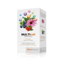 MYCOMEDICA Multicell 60 rostlinných vegan tobolek