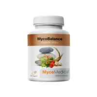 MYCOMEDICA MycoBalance 90 vegan rostlinných kapslí