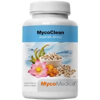 MYCOMEDICA Mycoclean sypká směs na přípravu nápoje 90 g
