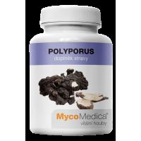 MYCOMEDICA Polyporus 90 rostlinných veganských kapslí