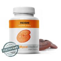 MYCOMEDICA Reishi 90 rostlinných vegan kapslí