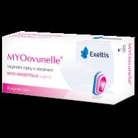 MYOOVUNELLE Vaginální čípky na podporu početí 3 kusy