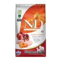 N&D GF Pumpkin DOG Adult M/L Chicken&Pomegranate 2,5 kg