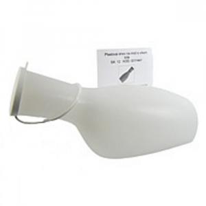 Nádoba na moč mužská plastová s odměrkou 1000 ml