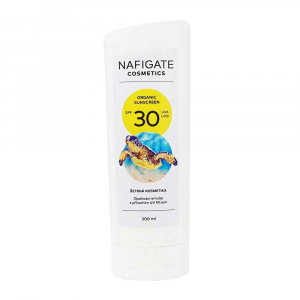 NAFIGATE Organic Sunscreen SPF 30 200 ml 14.06.2021