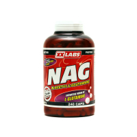 XXLABS NAG N-Acetyl L-glutamin 240tbl