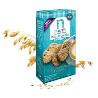 NAIRNS Ovesné sušenky s hořkou čokoládou a kokosem 160 g