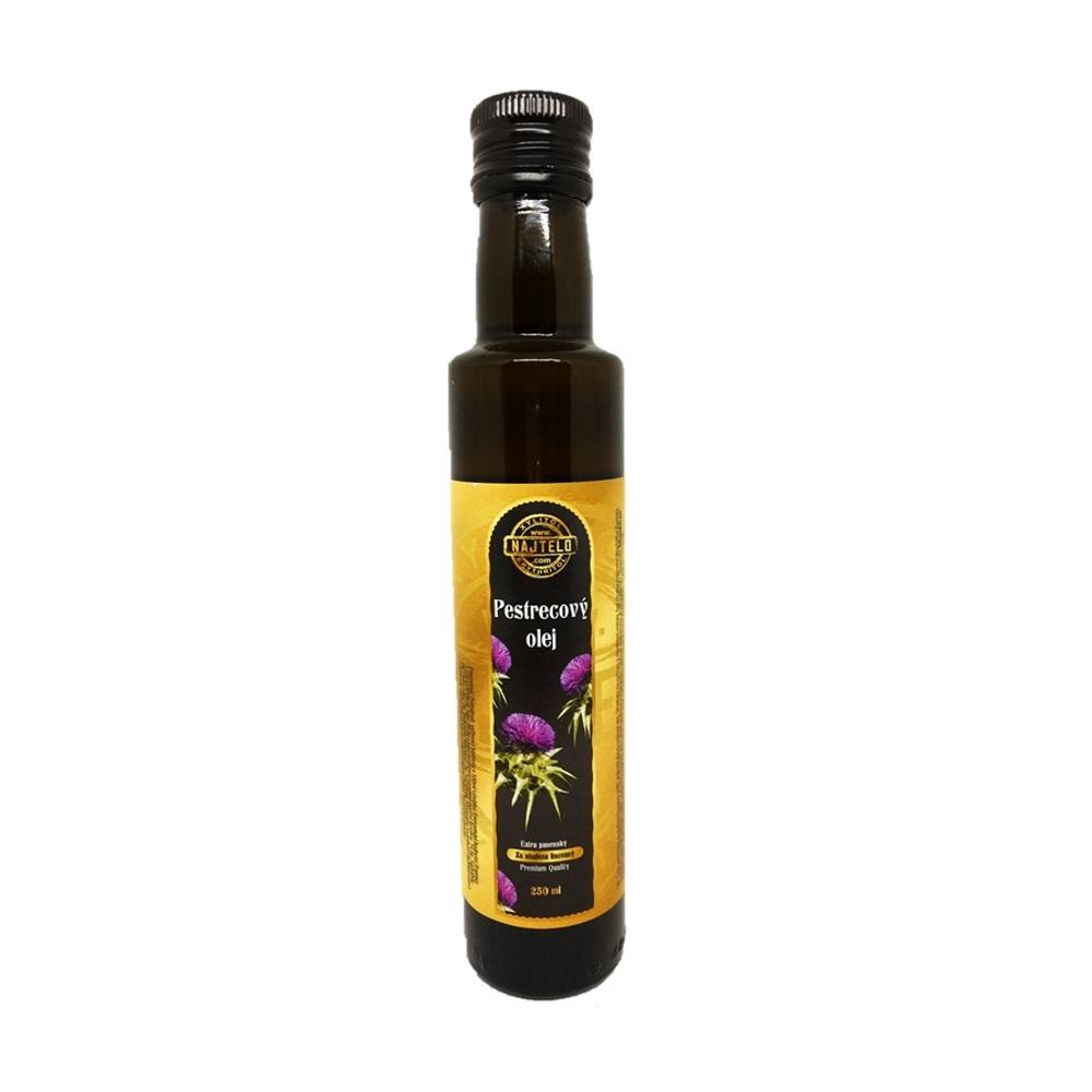 NAJTELO Olej z ostropestřce mariánského 250 ml