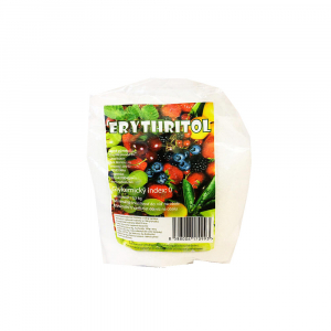 NAJTELO Erythritol alkoholový cukr 500 g