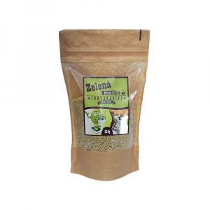 NAJTELO Zelená káva drcená 250 g