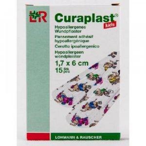 LOHMANN RAUSCHER Curaplast sterilní náplast pro děti 15ks
