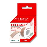 Náplast Fixaplast cívka 2.5 cm x 5 m