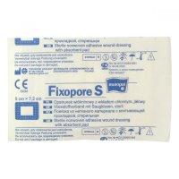 MATOPAT Fixopore S sterilní náplast 5x7,2 cm 1 kus