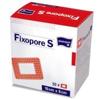MATOPAT Fixopore S sterilní náplast 8x10 cm 50 kusů