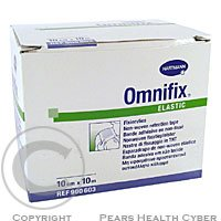 Náplast Omnifix elas.10 cmx10 m/1cívka