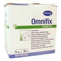 Náplast Omnifix elaslastická 5 cmx10 m/1cívka