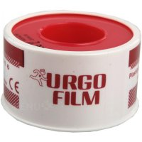 URGO Film transparentní perforovaná náplast 2,5 cm x 5 m