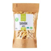 NATU Banán Chipsy 170 g BIO