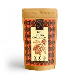NATU Horká čokoláda 125 g BIO