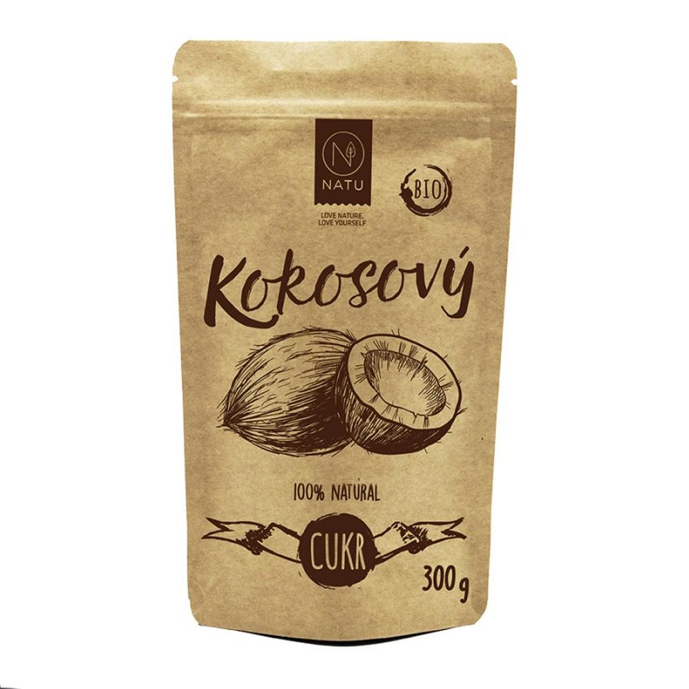 NATU Kokosový cukr BIO 300 g