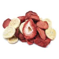 NATU Lyo mix jahoda & banán 45 g