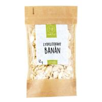 NATU Lyofilizovaný banán plátky 45 g