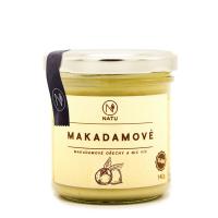 NATU Makadamový krém 140 g