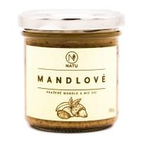 NATU Mandlový krém pražený 300 g